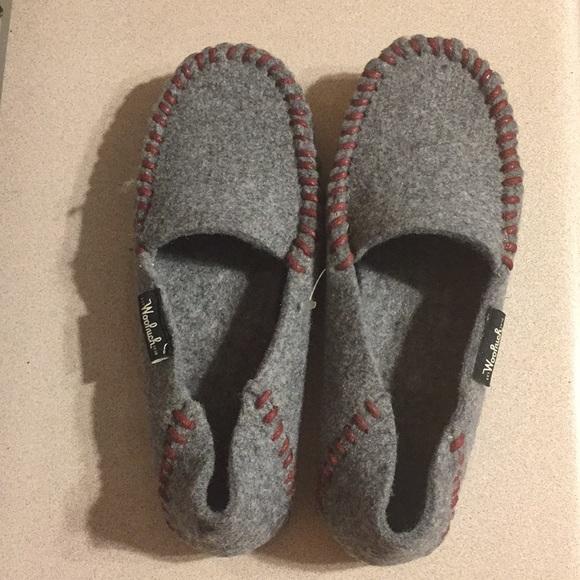 39aafb55dc06f New Woolrich Women's Felt Mill Loafer Slippers